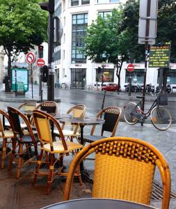 a great café