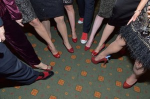 CASA Red Shoe BAll