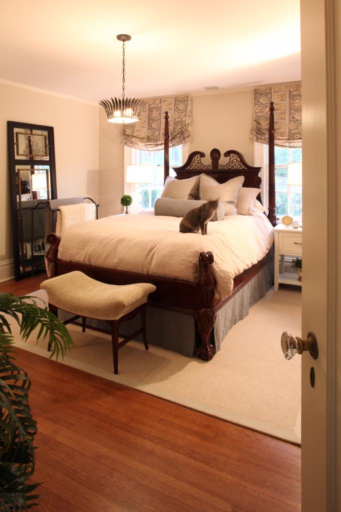 Traditional Bedroom by Funk Design Studio