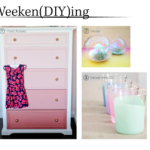 Pastel DIY Projects To Make This Weekend