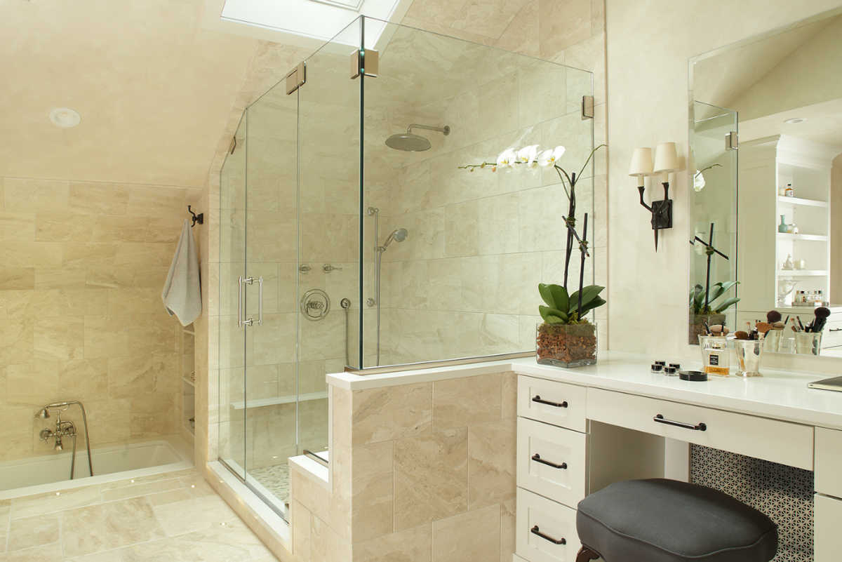 Bathroom Design by House of Funk NYC