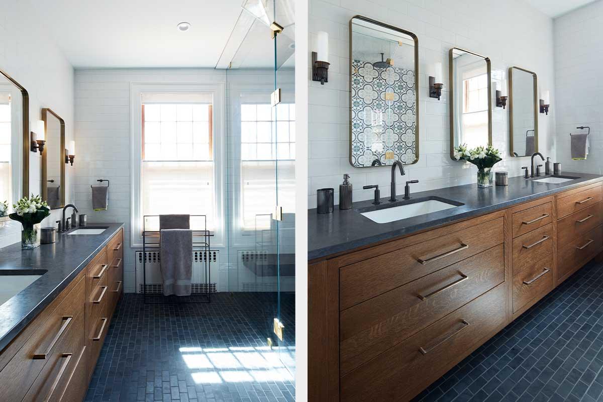 Bathroom-Design-with-Blue-Tile