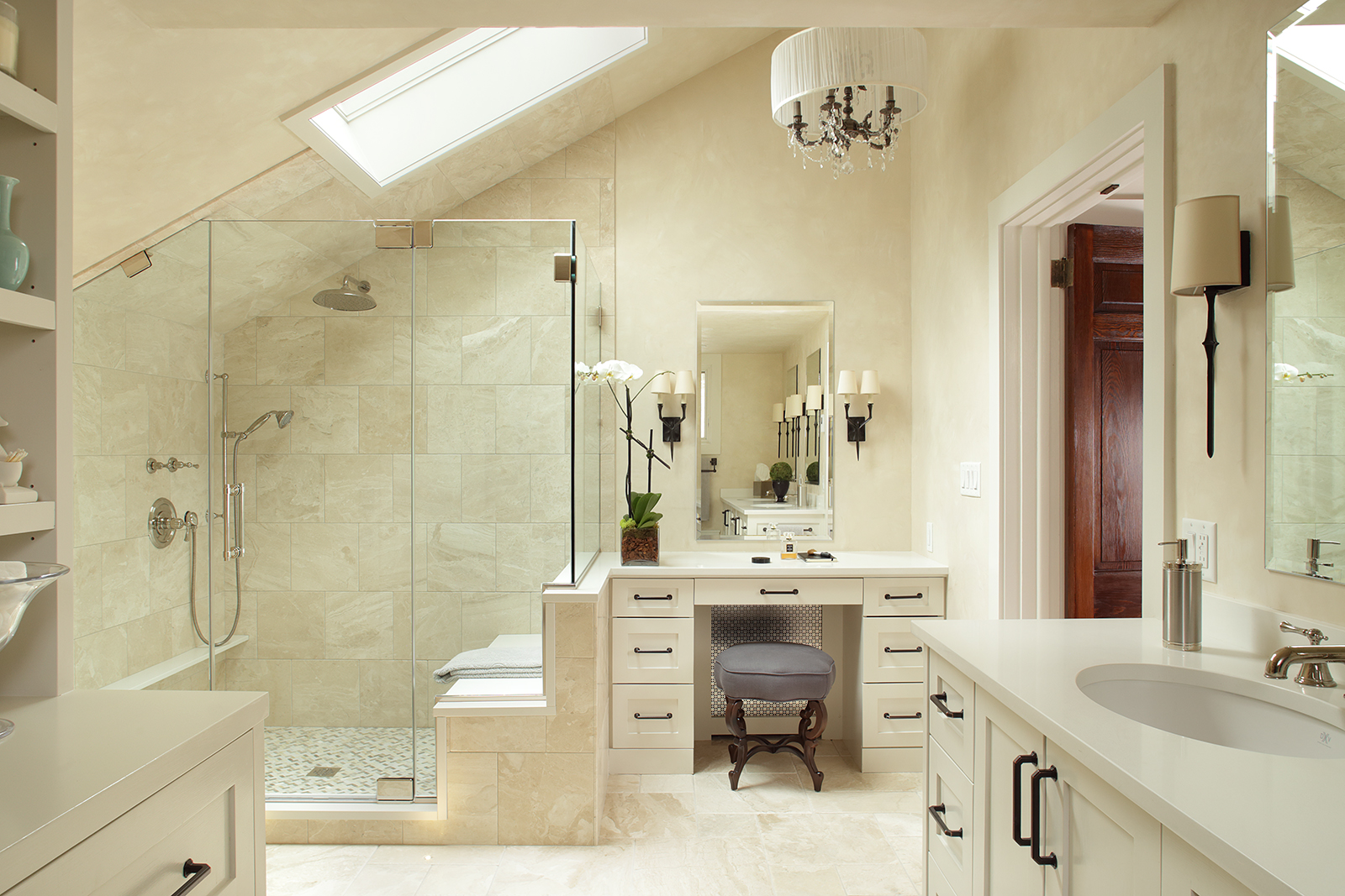 Master Bathroom by House of Funk