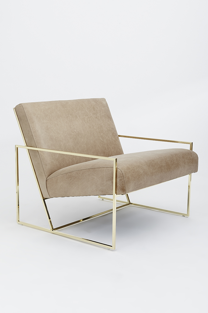 A Chic Mid Century Lounge Chair You Need To Own House