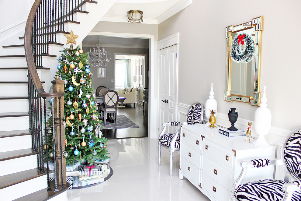 holiday decor - Interior Christmas Decorating Ideas