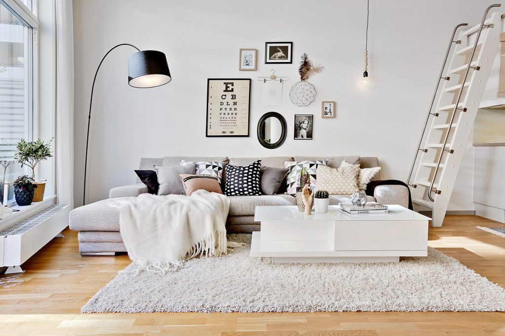 Scandinavian Image Via Gravity Home