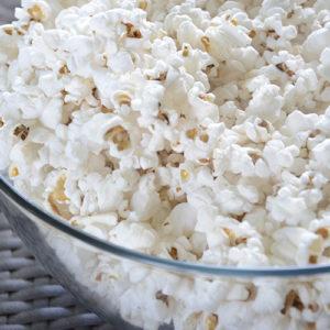 A movie with plenty of popcorn