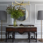 Essex Fells, New Jersey: Interior Design In A Turn-of-the-Century Colonial