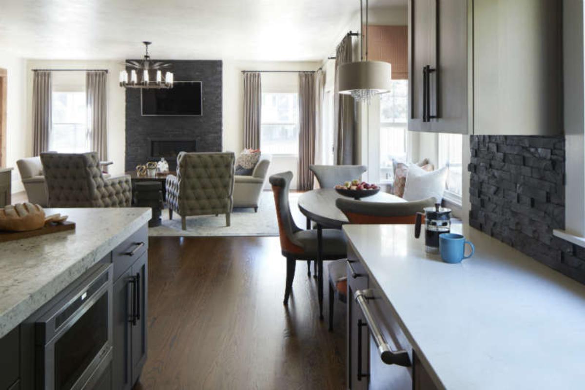 Rustic Elegance , House of Funk Interior Design Portfolio