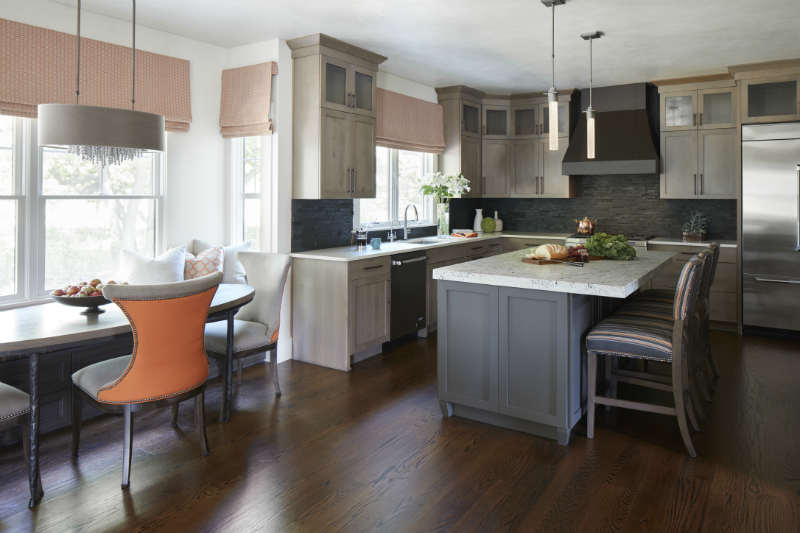 Rustic Kitchen Design by House of Funk