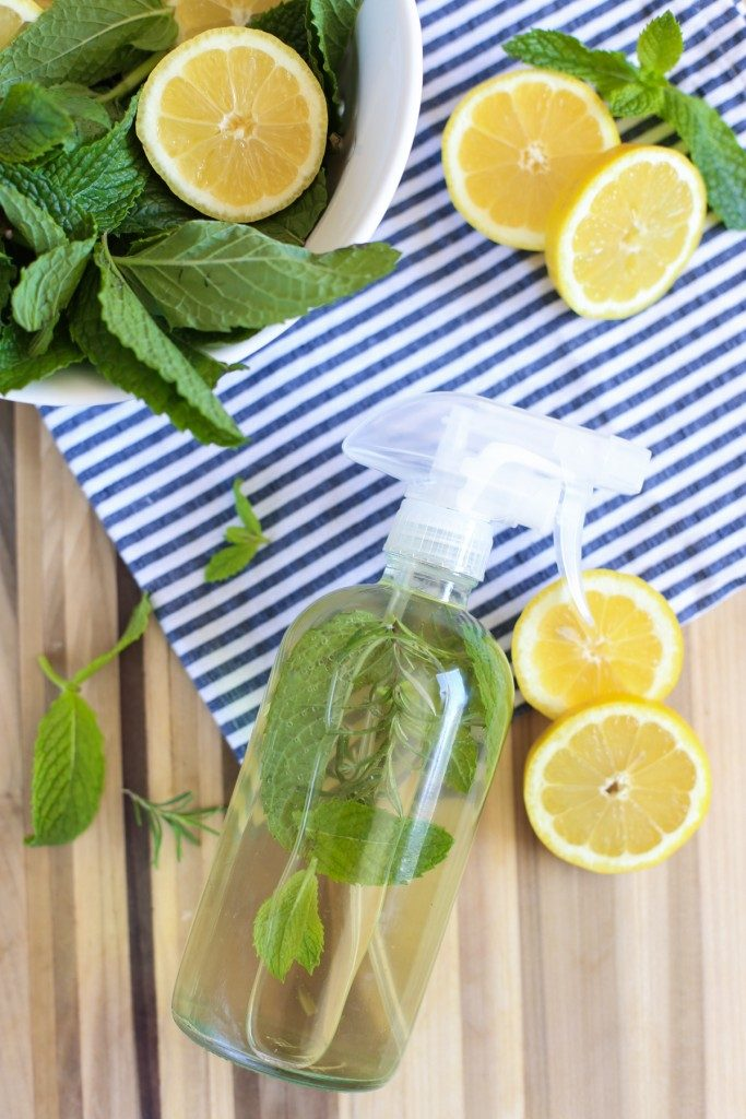 Herb-Infused All-Purpose Cleaner