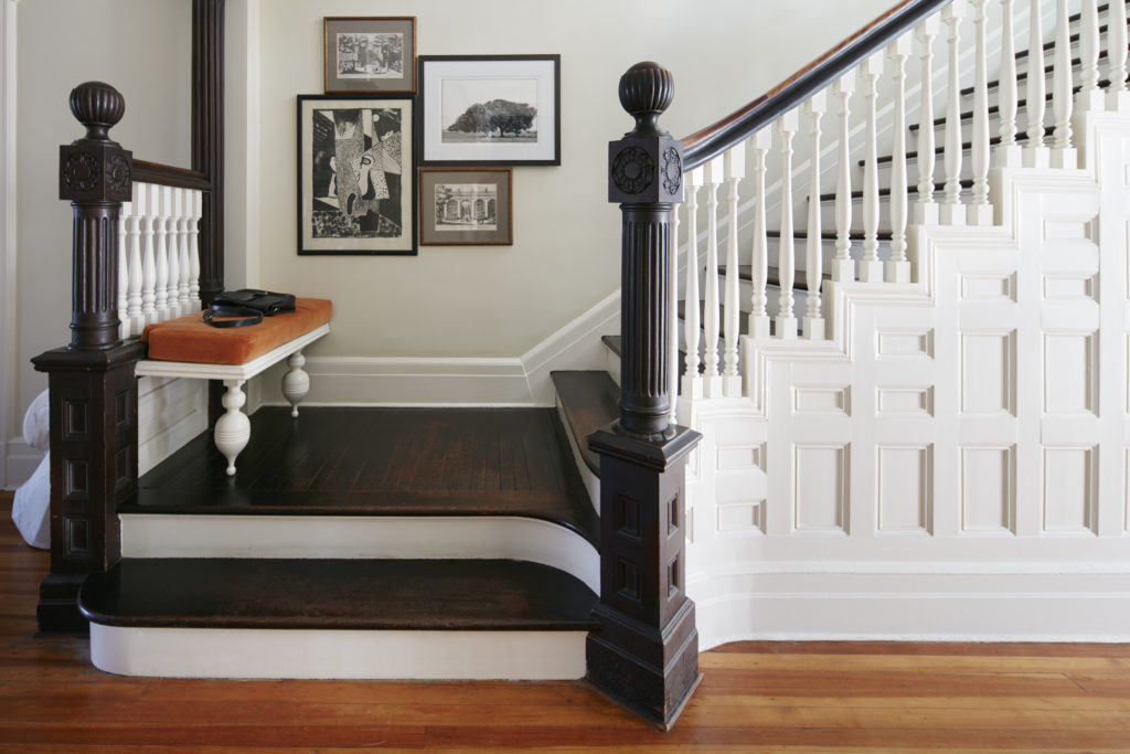Foyer Interior Design by House of Funk NYC