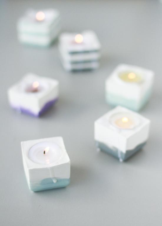 Candle DIYs