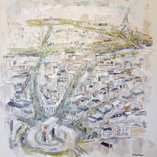 Atelier Gallery, Sarah Robertson, Charleston Art