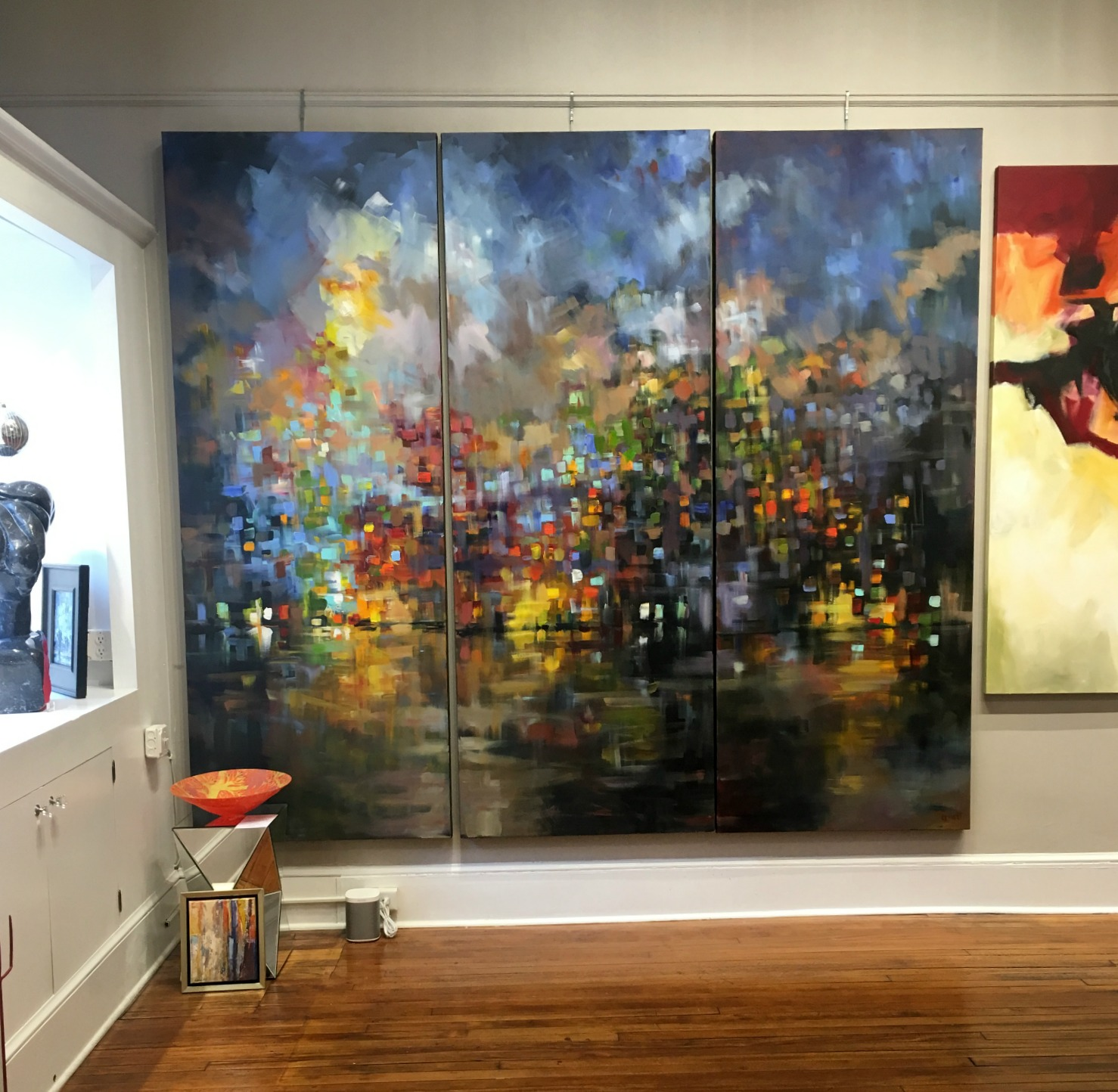 Rick Reinert, art, Charleston, South Carolina
