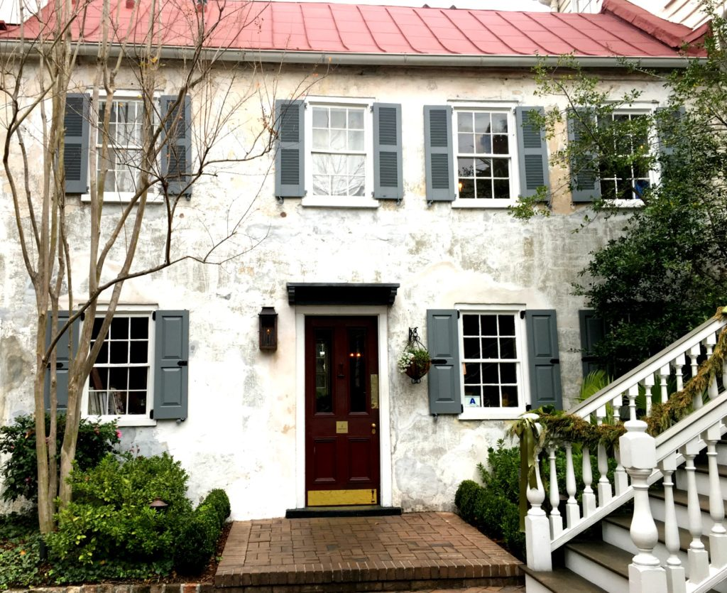 Zero George Charleston City Guide