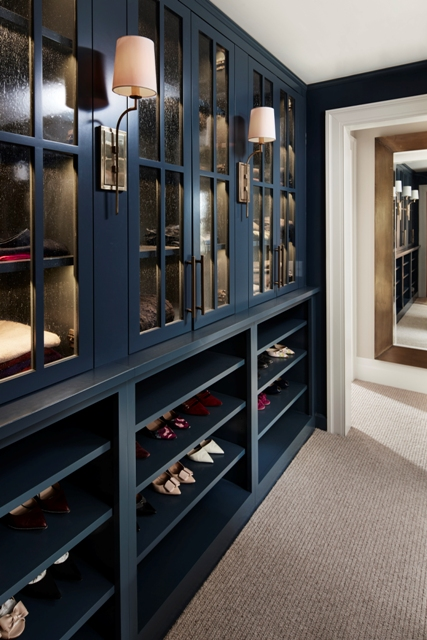 Master Closet in Montclair NJ
