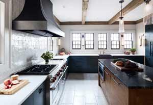 Energized Tudor NJ Interior Design