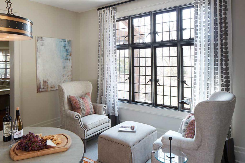 interior design flat fee