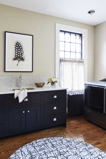 Laundry Room Design in Montclair NJ