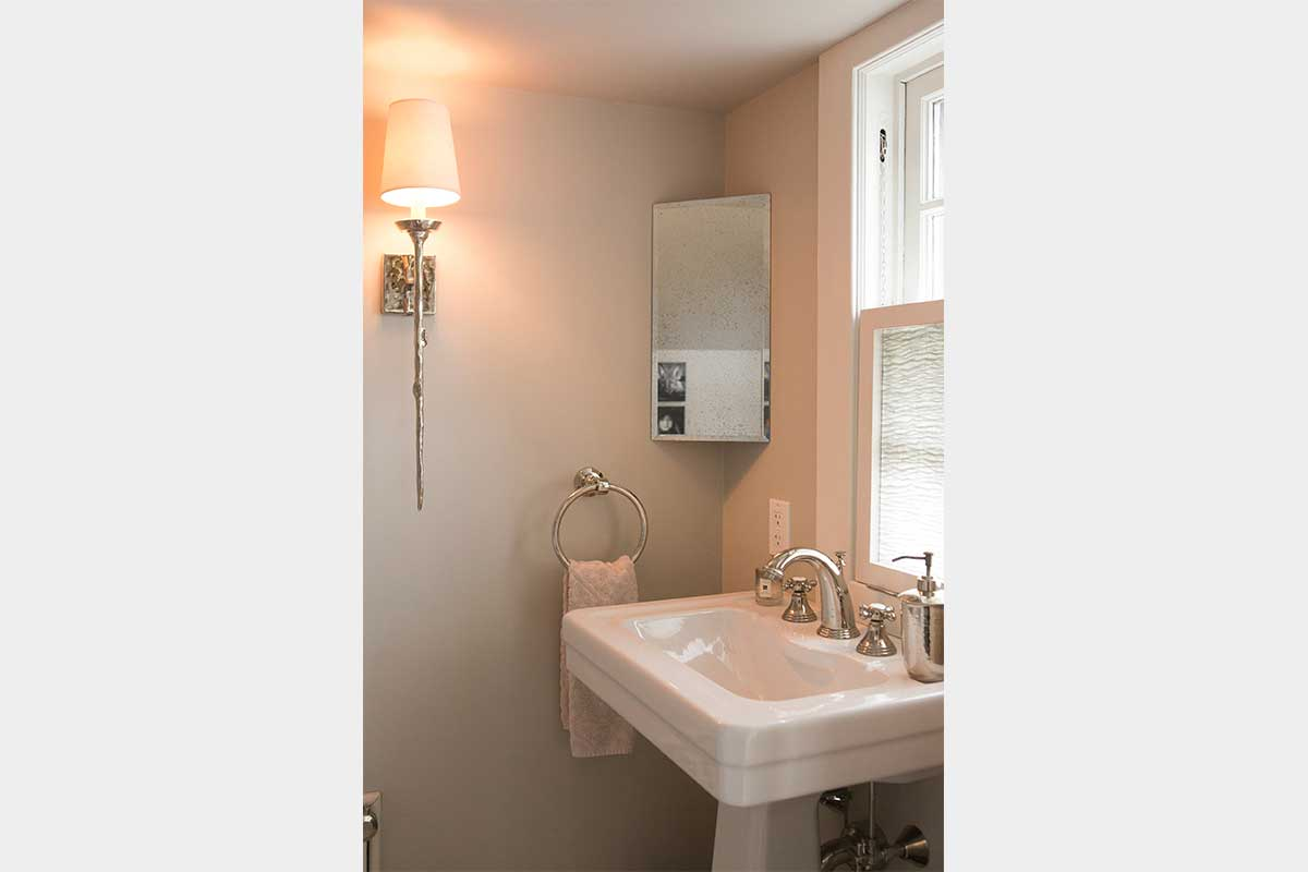 Bathroom-Sink-Silver-Sconces