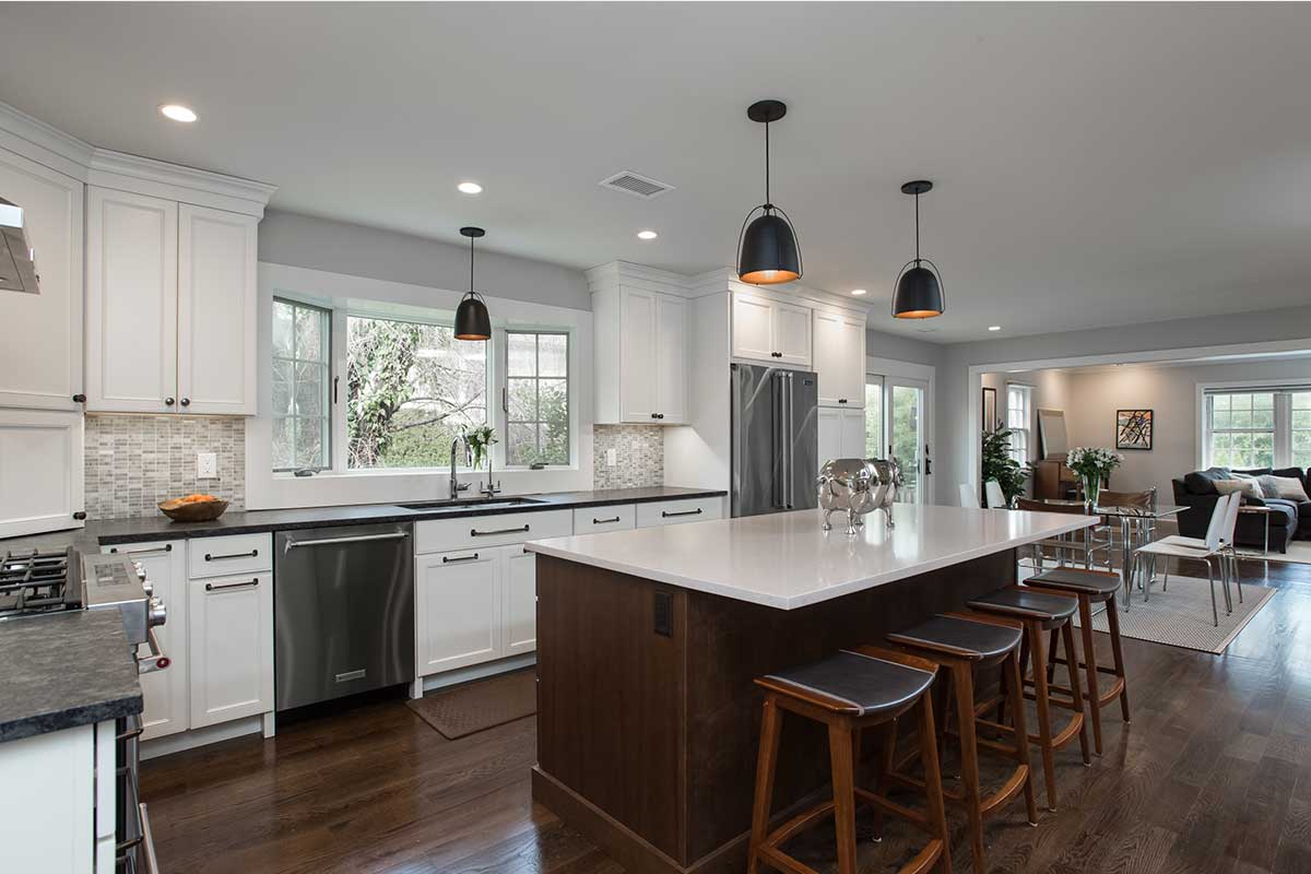 Montclair-NJ-White-Kitchen-with-Island