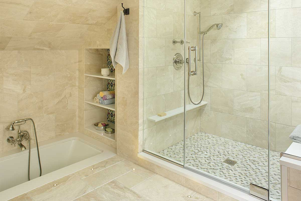 Tiled-Shower-and-Tub