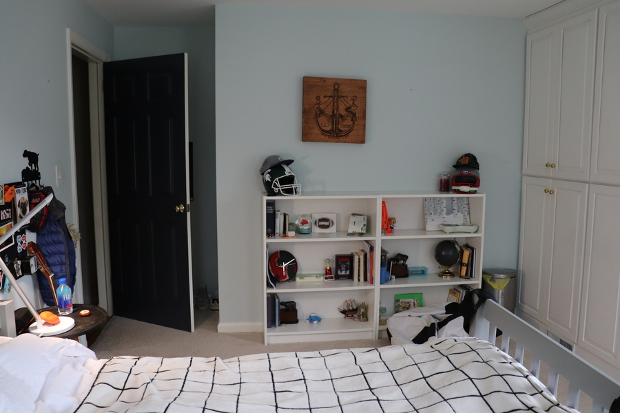 Before Image - Tessa's Bedroom
