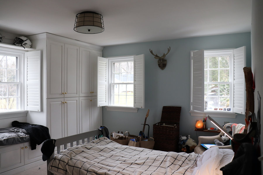 Before Image - One Room Challenge