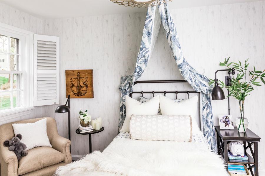 childrens hygge bedroom design