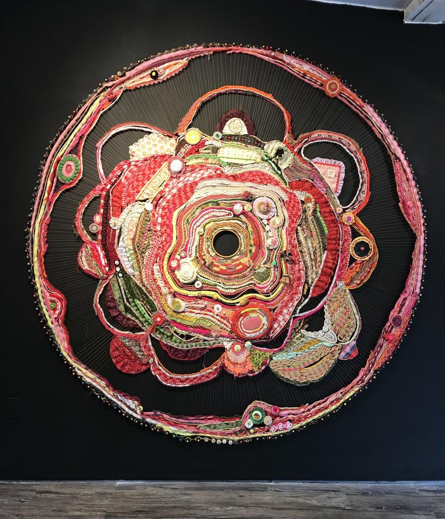 artwork by kirsten hassenfeld