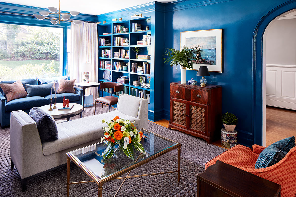 blue-and-orange-vintage-pop-living-room-house-of-funk