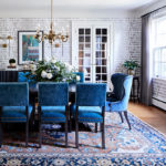 Eclectic Living Room Design: A Colorful Transformation