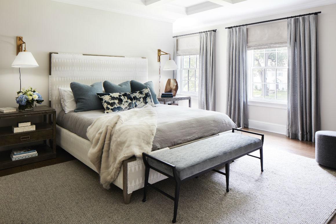 master-bedroom-fabric-pattern-headboard